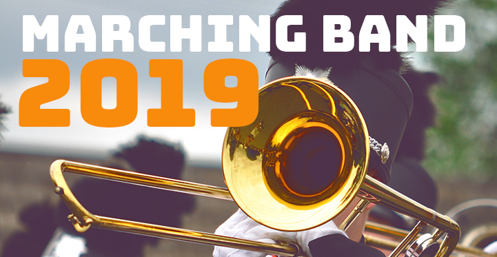 Featured Marching 2019