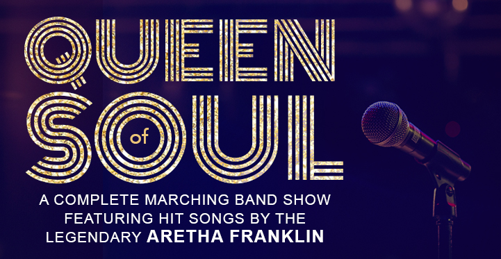 Featured Marching 2018 Aretha